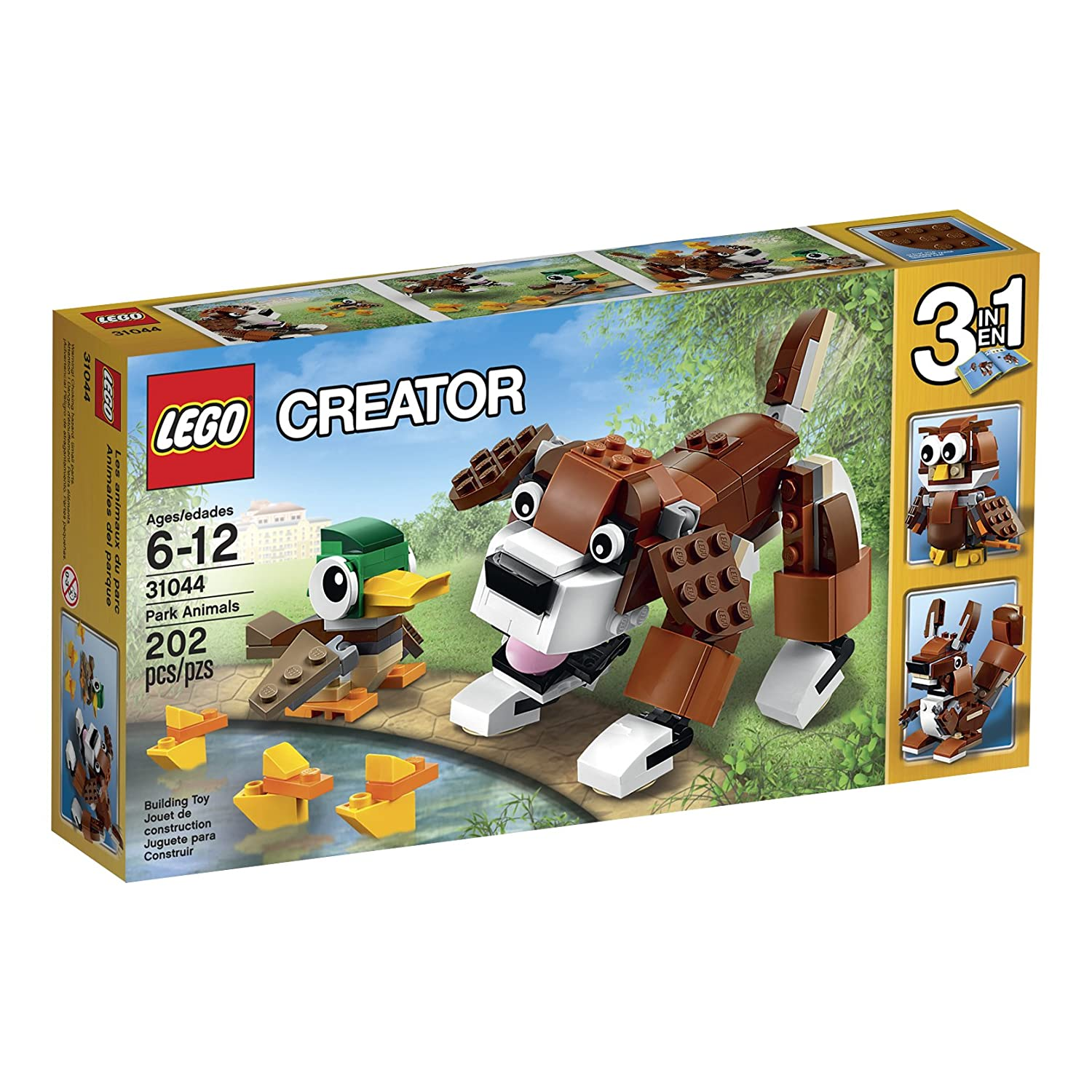 Top 9 Best LEGO Animals Sets Reviews in 2020 3