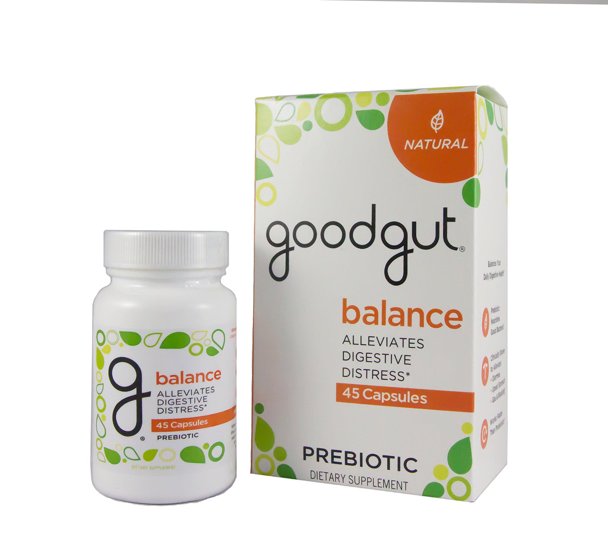 Goodgut Balance Daily Prebiotic Supplement (45) by Good Gut
