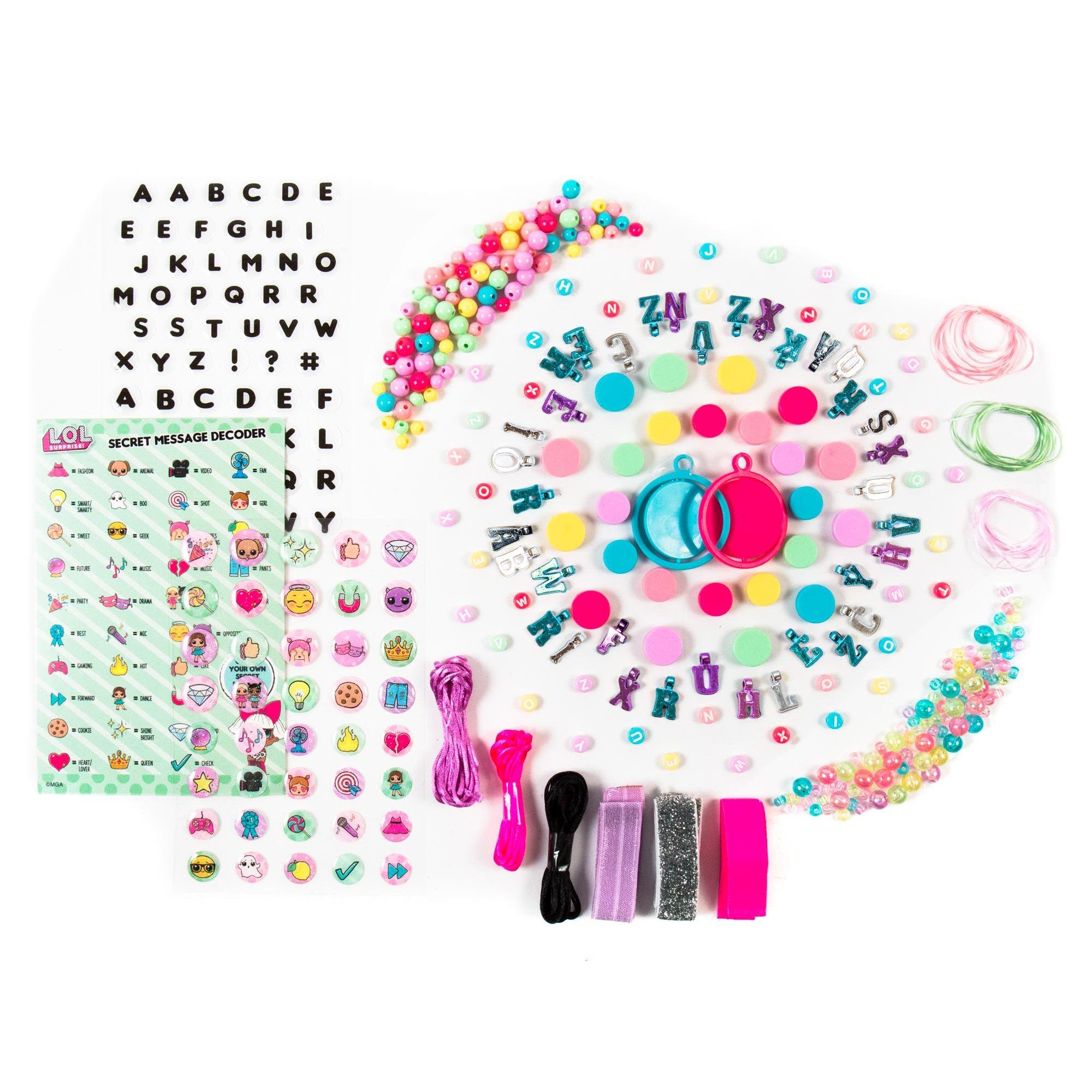 L.O.L. Surprise Secret Message Jewelry by Horizon Group USA by L.O.L. Surprise! (Image #2)