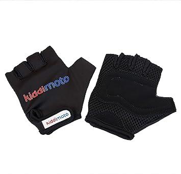 Amazon.com: Kiddimoto - Guantes de ciclismo sin dedos para ...
