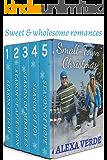 Small-Town Christmas: Sweet, Faith-Filled, Clean Romances