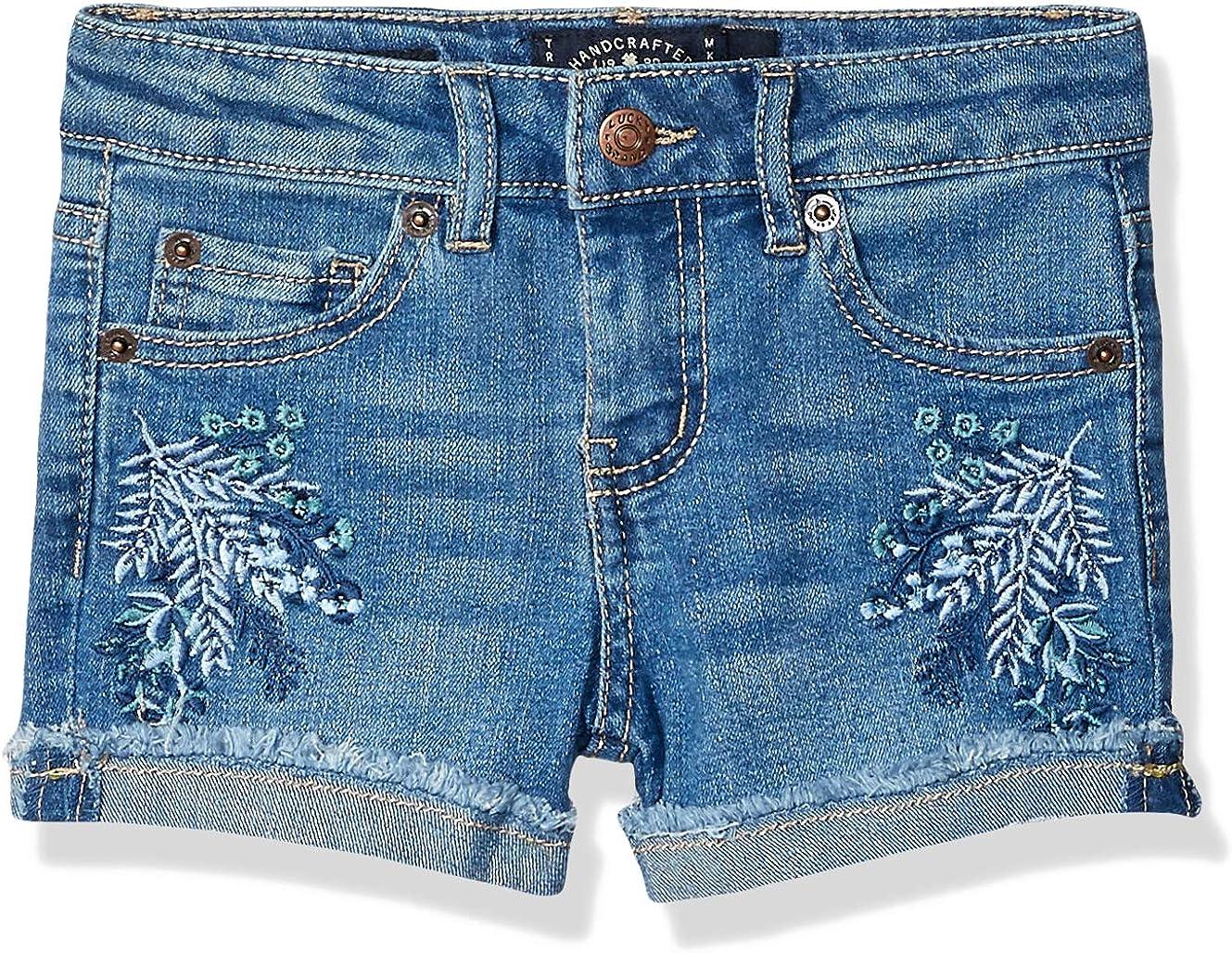 Lucky Brand Girls Fashion Denim Shorts