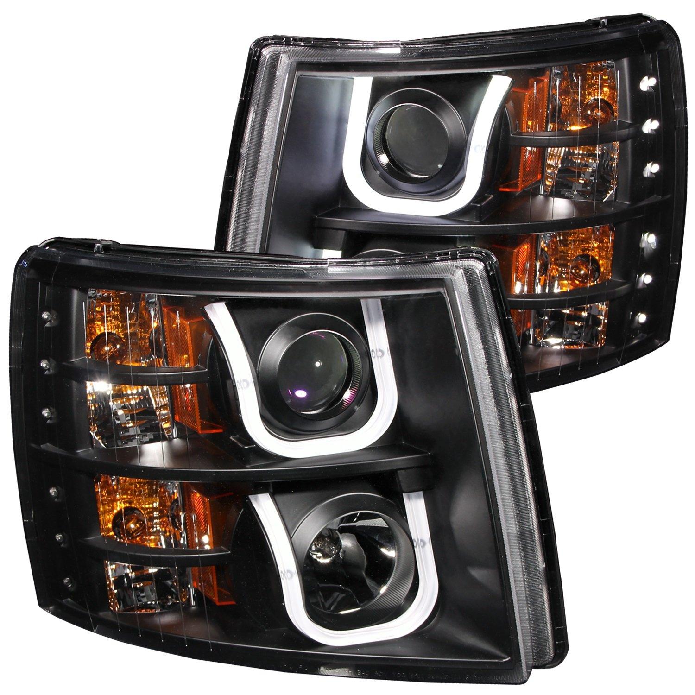 Anzousa 111281 Headlight Automotive Ram 1500 2011 Fuse Box Repair Lighting
