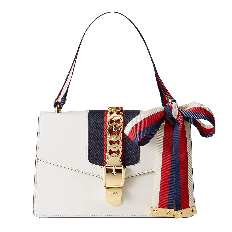 c7d9622c41d MM-Gucci Sylvie small shoulder bag  Handbags  Amazon.com