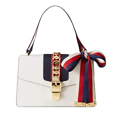 165e7ef56f3e Image Unavailable. Image not available for. Color: MM-Gucci Sylvie small shoulder  bag