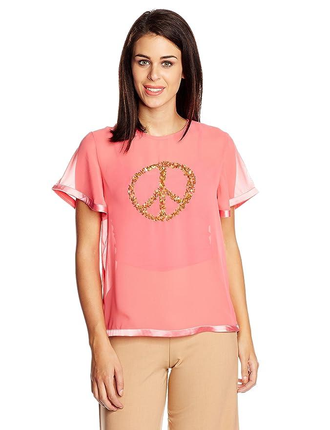 Mysterious Miss Women's T-Shirt Women's T-Shirts at amazon