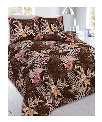 CANNABIS WEED DUVET SET QUILT COVER PILLOW CASES DOUBLE KING SIZE BEDDING SETS