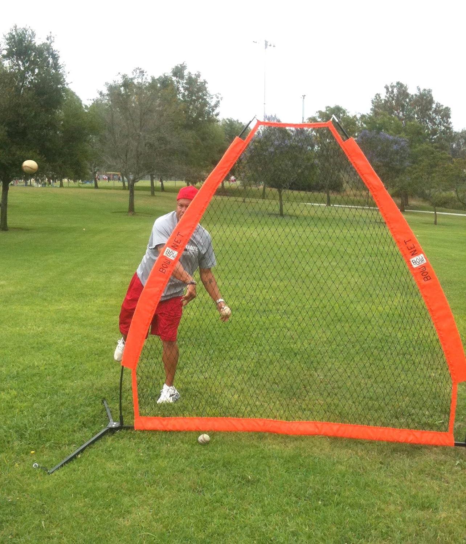 7 x 7 feet Bow Net Portable Pitching Screen