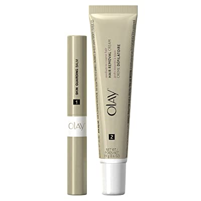 Olay Smooth Finish Facial Hair Removal Duo Medium to Coarse Hair