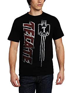Mad Engine Mens Badge Of Honor T-Shirt