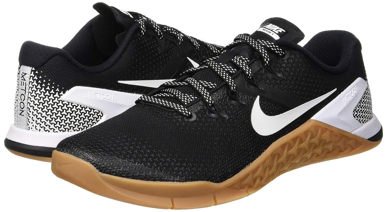 Buy Nike Men's Metcon 4 Black/White