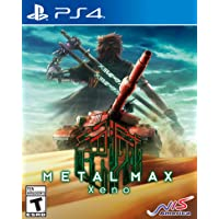 Metal Max Xeno for PlayStation 4