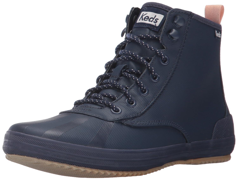 Keds Women's Scout Splash Wx Fashion Sneaker B01MUCLEVG 7.5 B(M) US|Navy