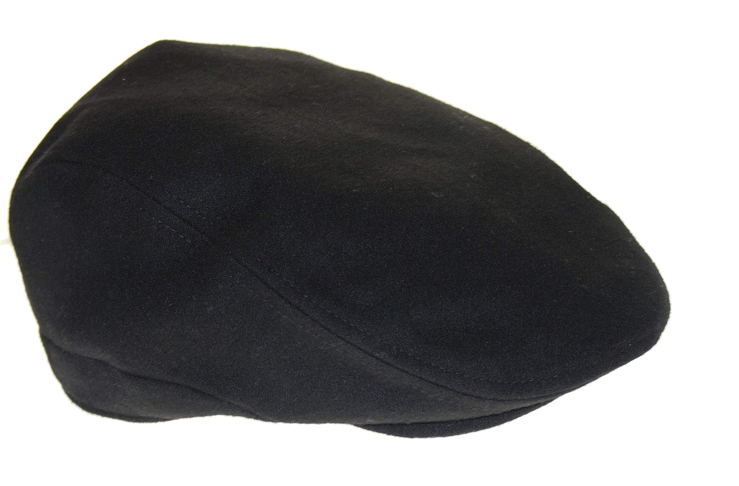 Frye Headwear Women's Merino Wool Driver, Onyx, Medium/Large by Frye Headwear (Image #1)