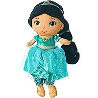 "KIDS PREFERRED Disney Princess Jasmine 12"" Plush Doll with Sounds"