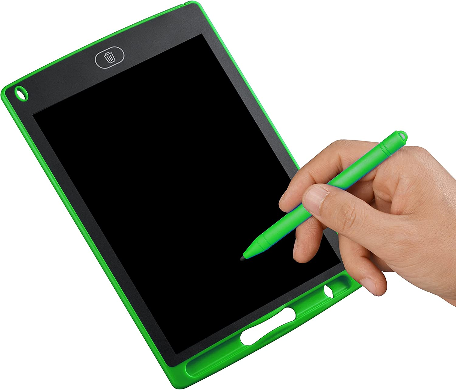 Color : Blue, Size : 8.5 inches DHUYUN LCD Writing Tablet 8.5 Inches LCD Handwriting Board Light Energy Small Blackboard Childrens Drawing Tablet LCD Drawing Board