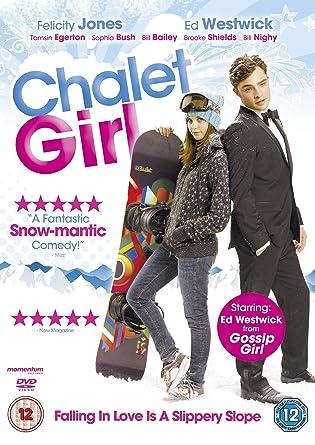 Chalet Girl Dvd