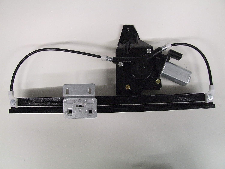 Regulador de ventana trasera para lado del pasajero Land Rover Freelander CVH101212