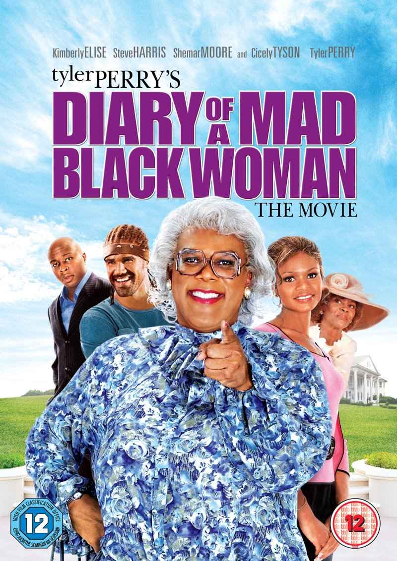 Amazoncom Diary Of A Mad Black Woman Widescreen Edition