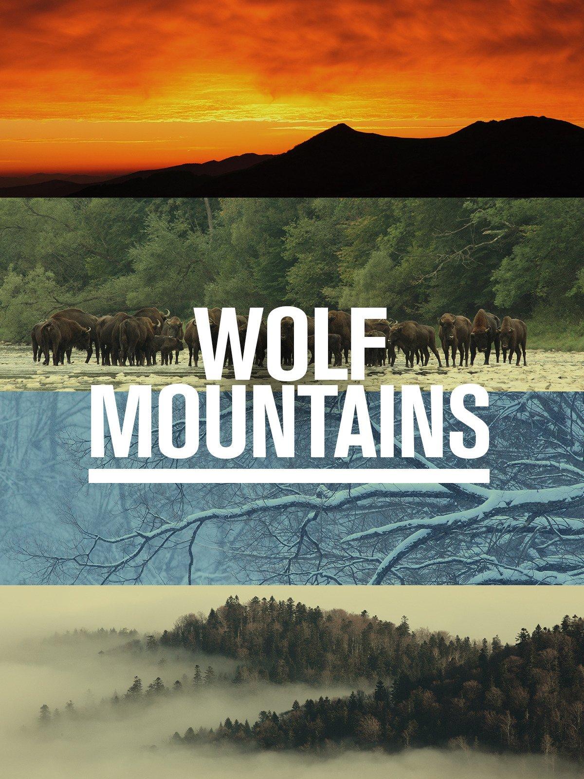 Wolf Mountains on Amazon Prime Video UK