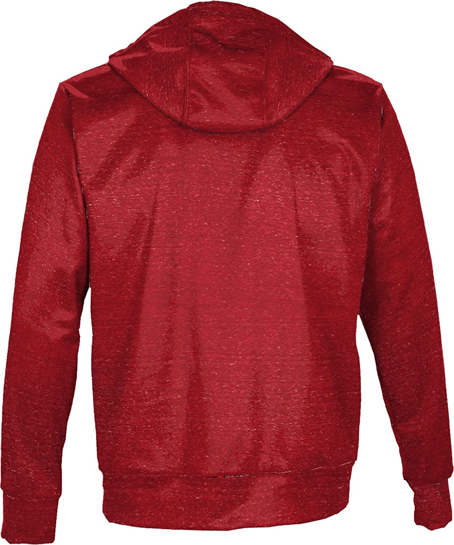 Heather ProSphere University of Louisiana at Lafayette Mens Pullover Hoodie School Spirit Sweatshirt