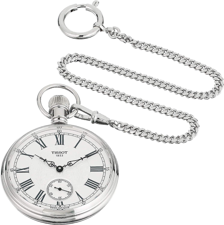 Tissot Reloj de Bolsillo analógico de T8614059903300