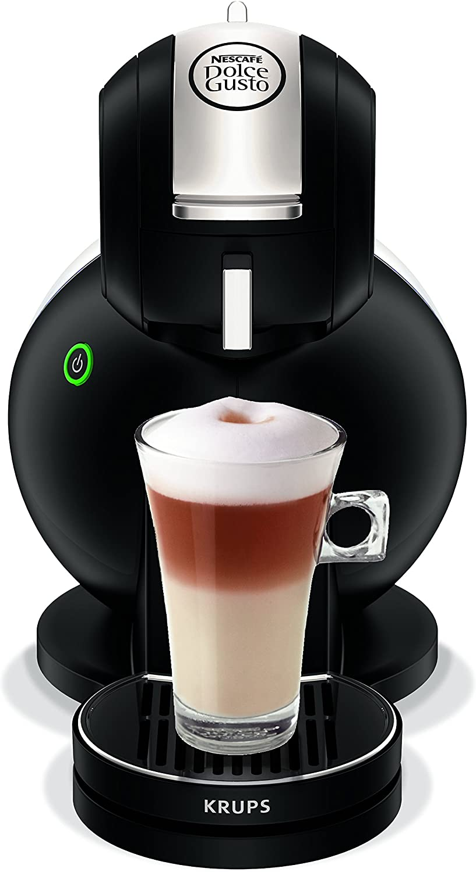 Krups Melody 3 - Cafetera, 15 bares, recipiente de 1.5 litros, con ...