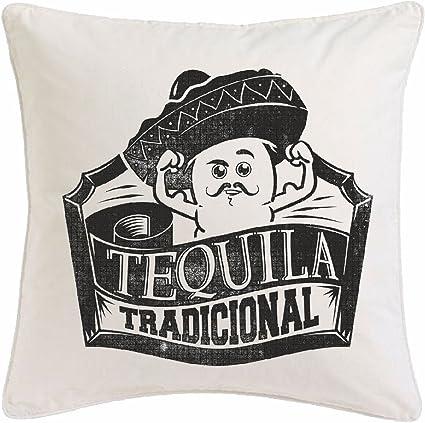 Reifen-Markt Funda de Almohada Tequila Mexico Tradicional ...
