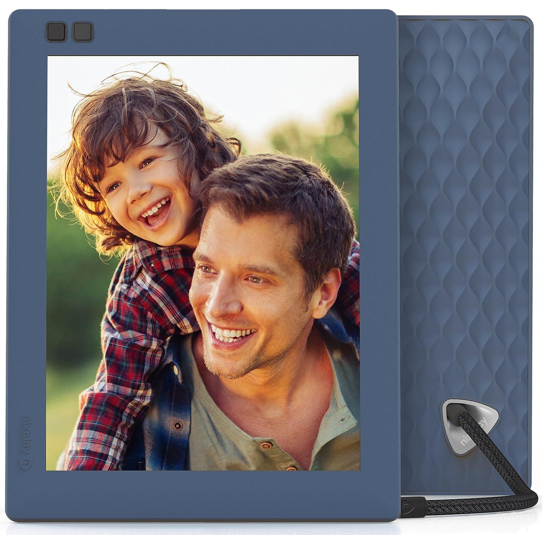 Nixplay Seed W08D 8-inch WiFi Digital Photo..