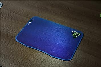 Rantopad GTR Plastic Gaming Mousepad Mat 350x240x2.5mm Anti-Slip Rubber Base