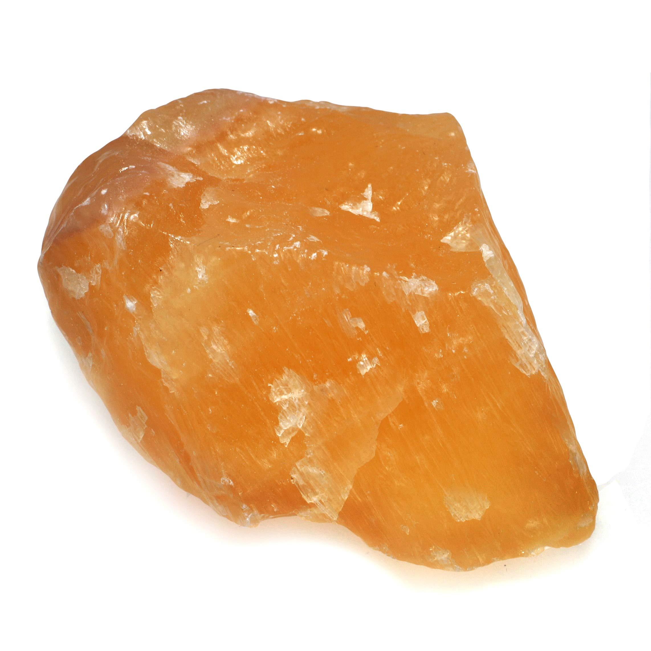 Orange Calcite Healing Crystal