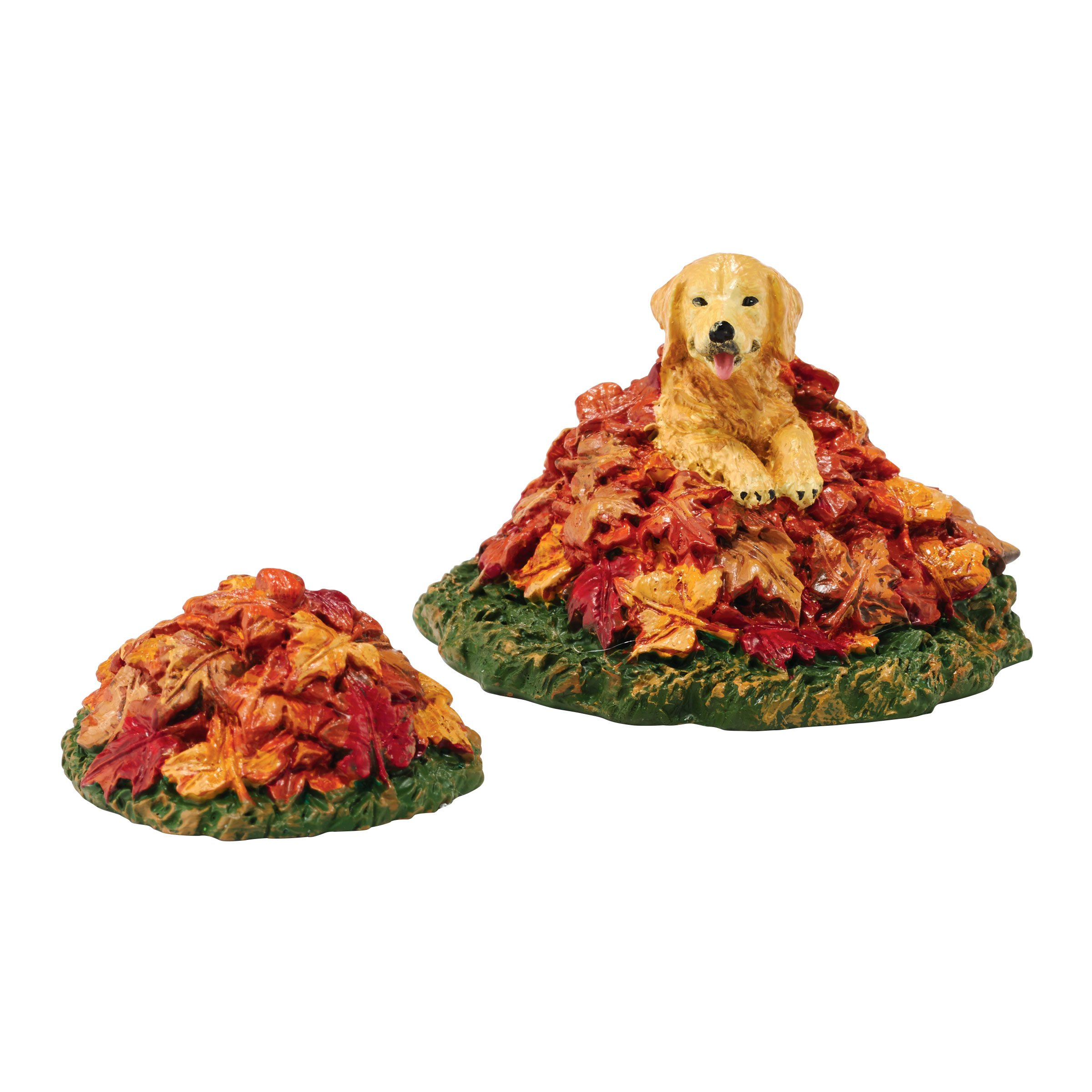 Department 56 Accessories for Villages Harvest Fields Pup Accessory Figurine