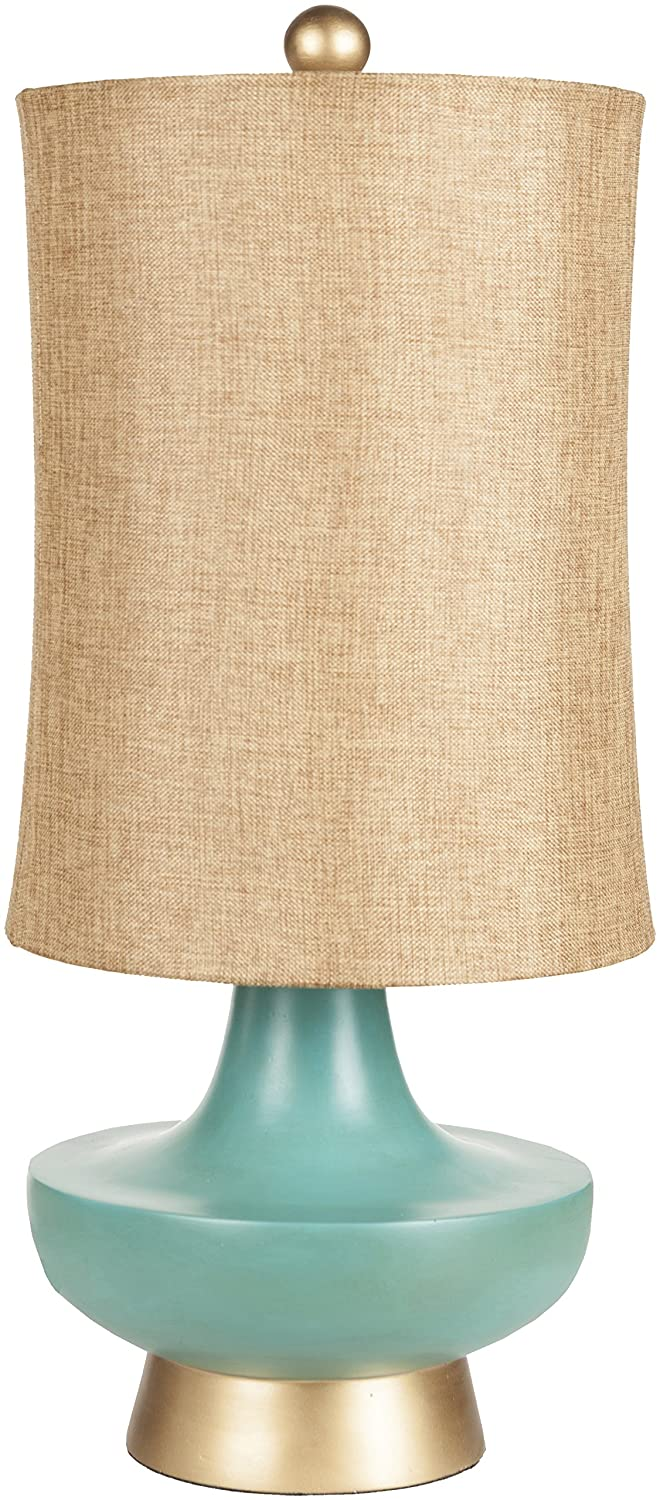 glass lamp turquoise item sea coast high inch com pacific table lighting capitol cfm