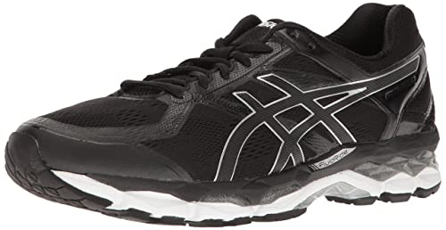 sitio web profesional estética de lujo calidad real Buy ASICS Men's Gel-Surveyor 5 Running Shoe, Black/Onyx/White ...