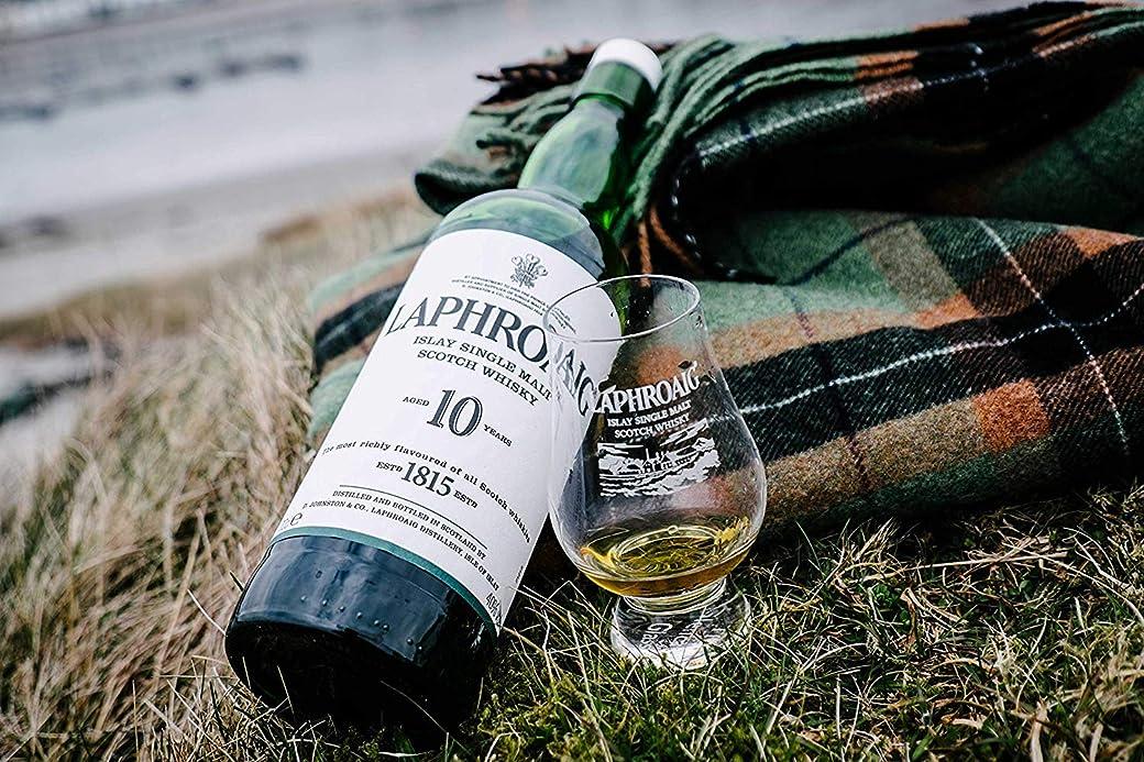 Laphroaig Single Malt Scotch Whisky - Whisky Escoces