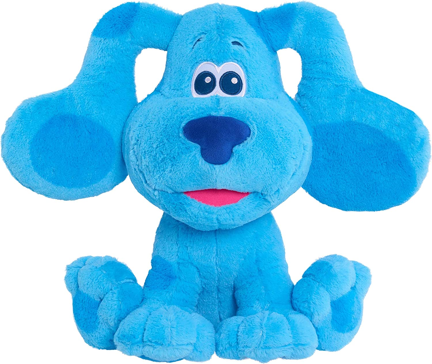 Blue's Clues & You! Big Hugs Blue, 16-inch Plush: Toys & Games