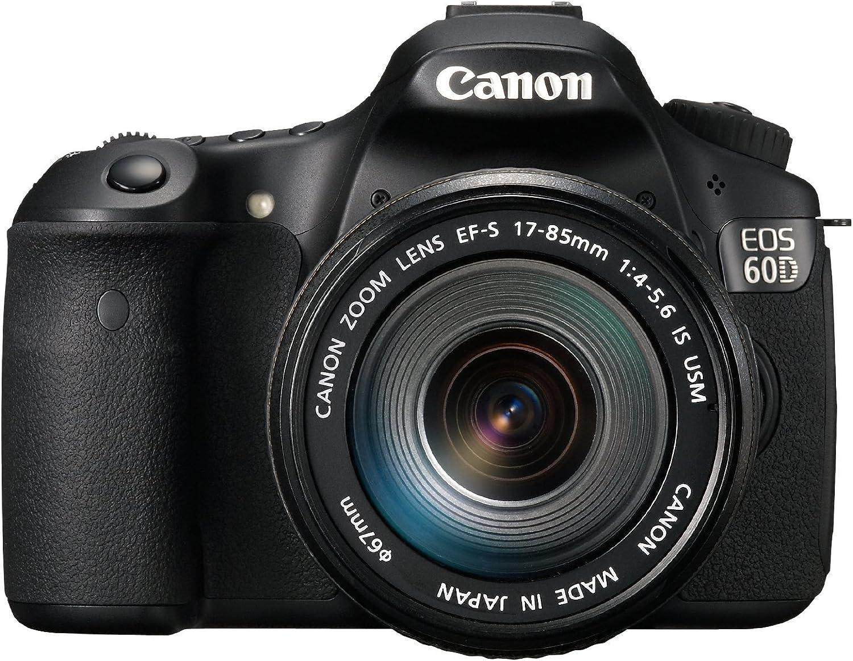 Canon EOS 60D + EF-S 17-85mm - Cámara digital (Reacondicionado ...