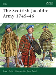8fb001c212271 The Jacobite Rebellions 1689-1745 (Men-at-Arms)  Michael Barthorp ...