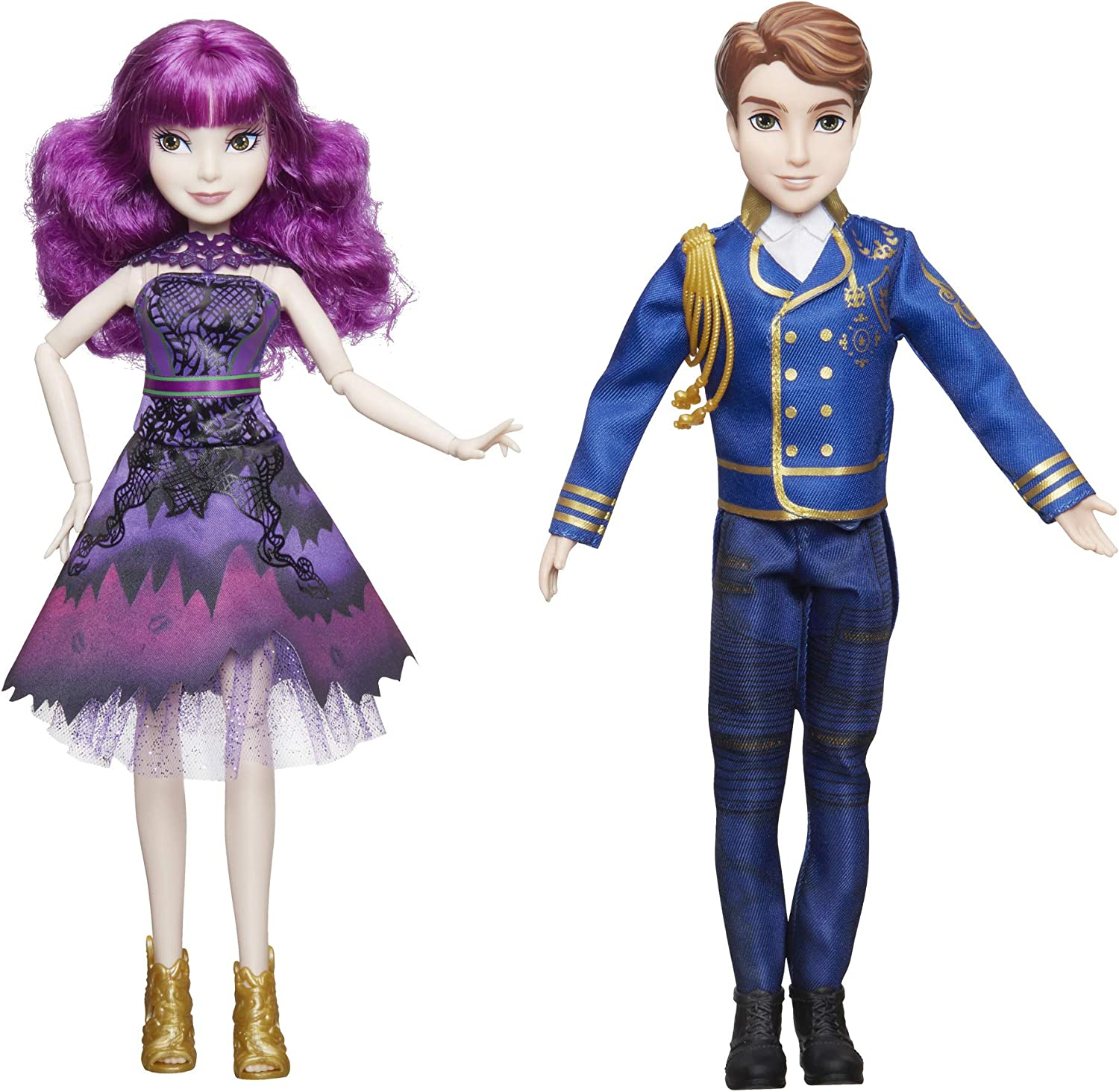 Disney Descendants 3 Movie 28-inch UMA DOLL My Size Villain Exclusive GIFT SET