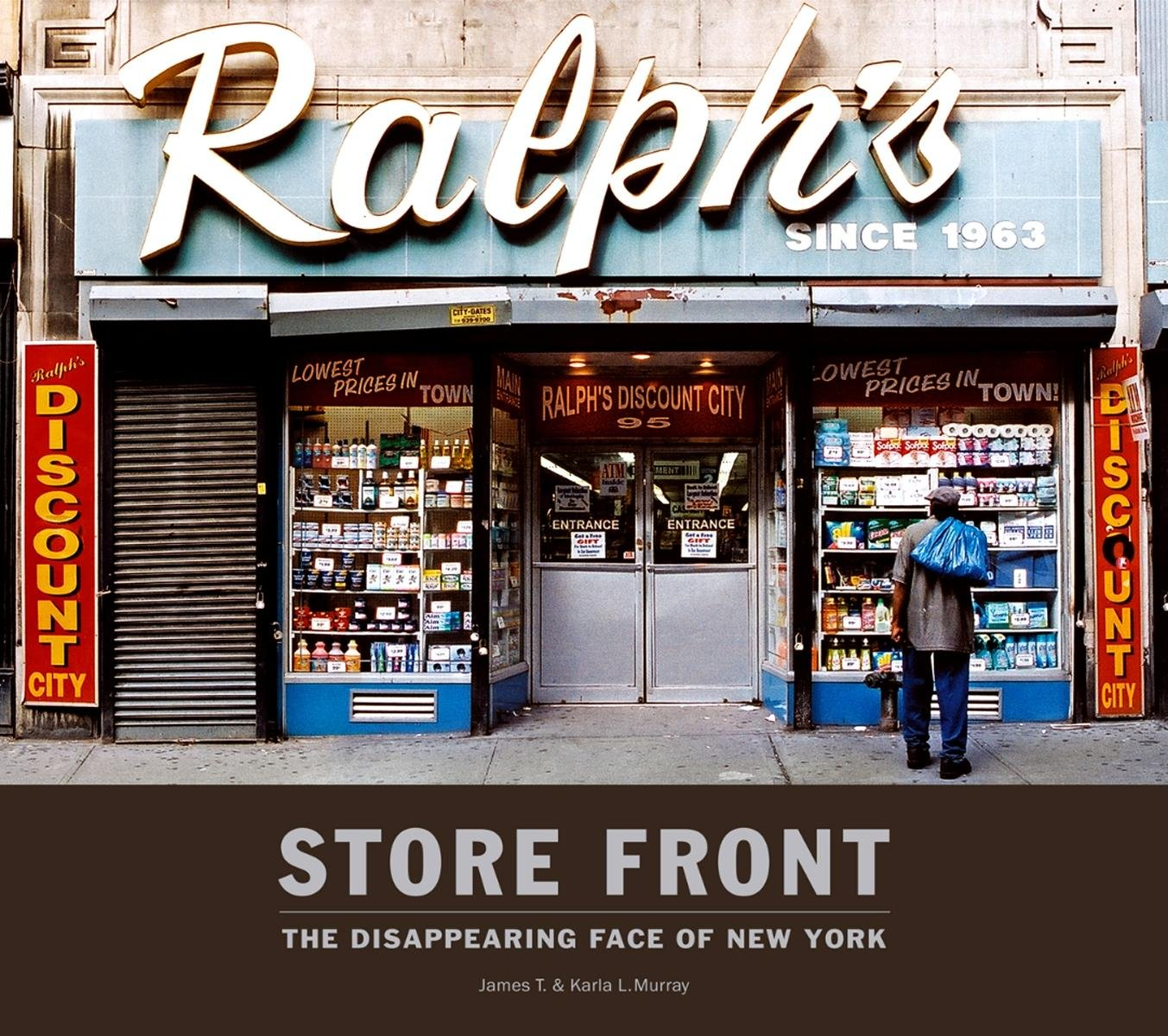 Read Online Store Front: The Disappearing Face of New York ebook