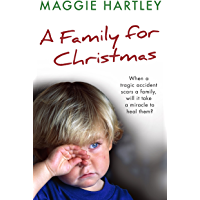 A Family For Christmas: When a tragic accident scars a family, will it take a miracle to heal them? (A Maggie Hartley Foster Carer Story)