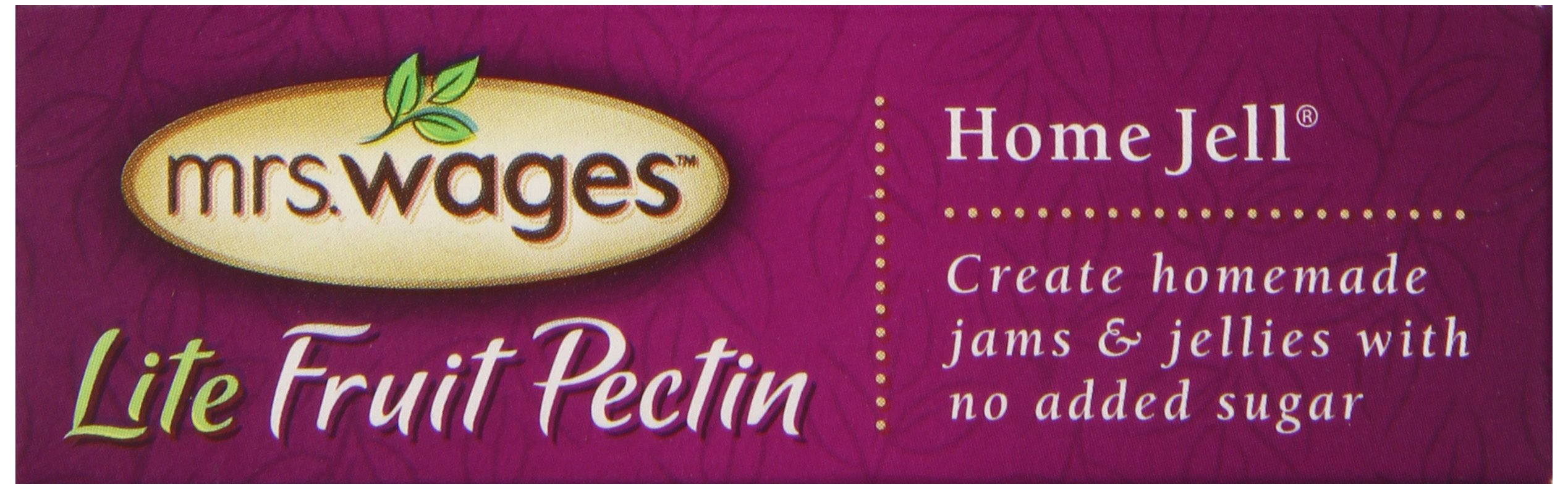 Mrs. Wages Lite Home Jell Fruit Pectin, 1.75-Ounce Pouches (Pack of 12) by Mrs. Wages (Image #5)