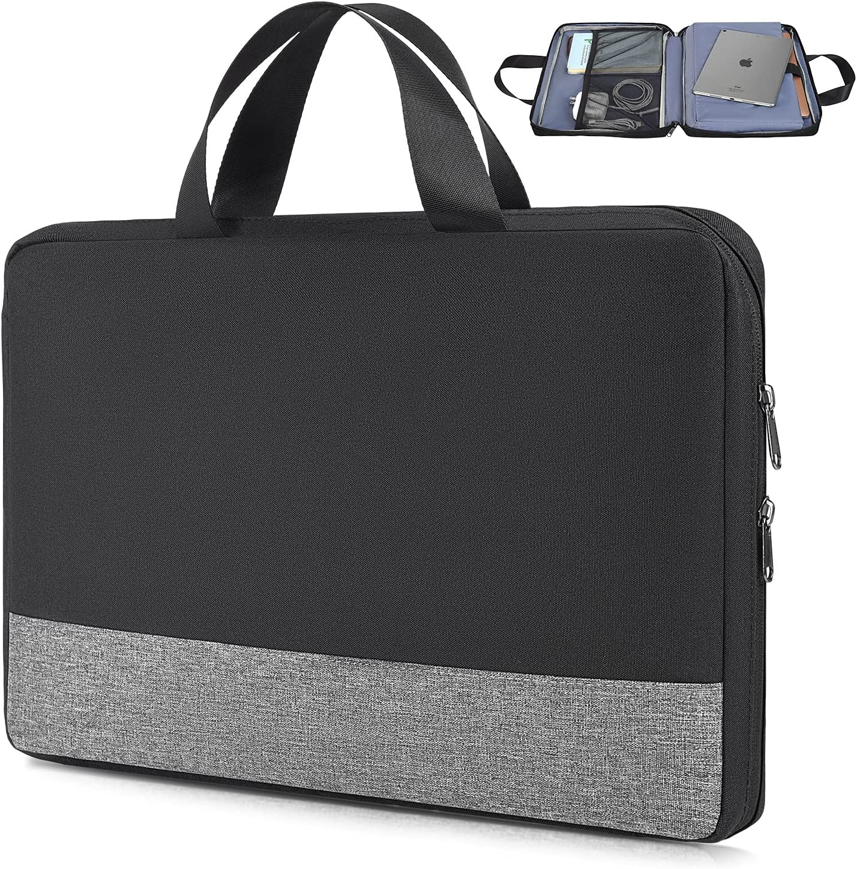 14-15.4 Inch Laptop Case Bag for Acer Swift 3/Acer Chromebook 14,HP Chromebook 14/Stream 14/Pavlilion 14/ProBook 14,Lenovo IdeaPad 3 14/Chromebook S330,Samsung Dell 14