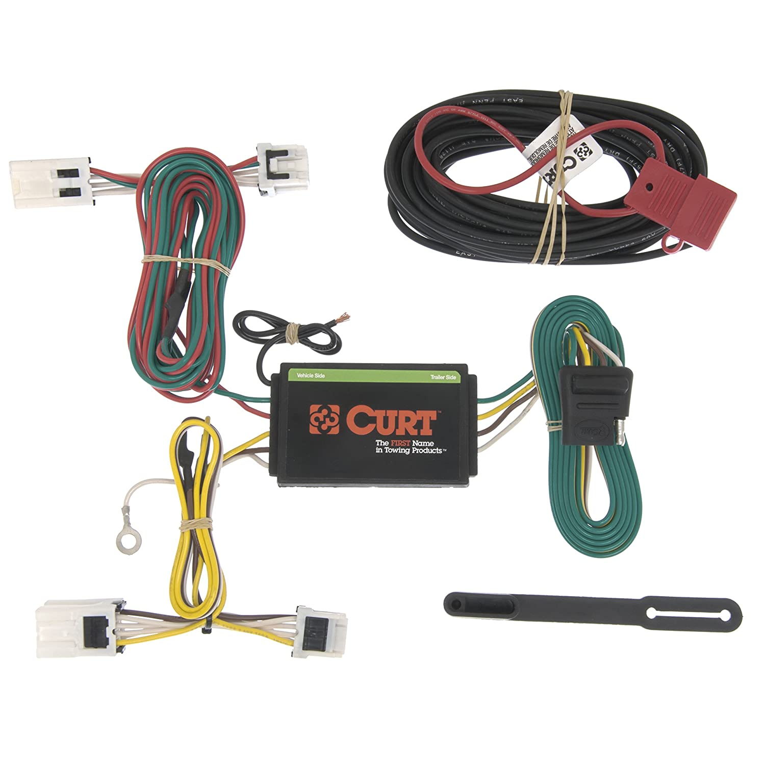 Splicing Into Oem Trailer Wiring Harness Question Nissan ... on