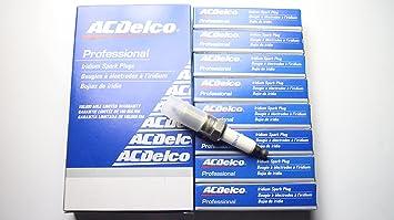 41-110 ACDelco Set Of 8 Iridium Spark Plugs