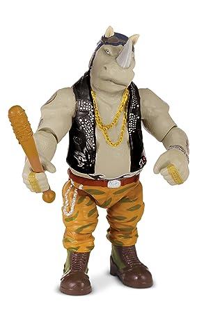 Las Tortugas Ninja 2 - 12cm Figura de acción - Rocksteady ...
