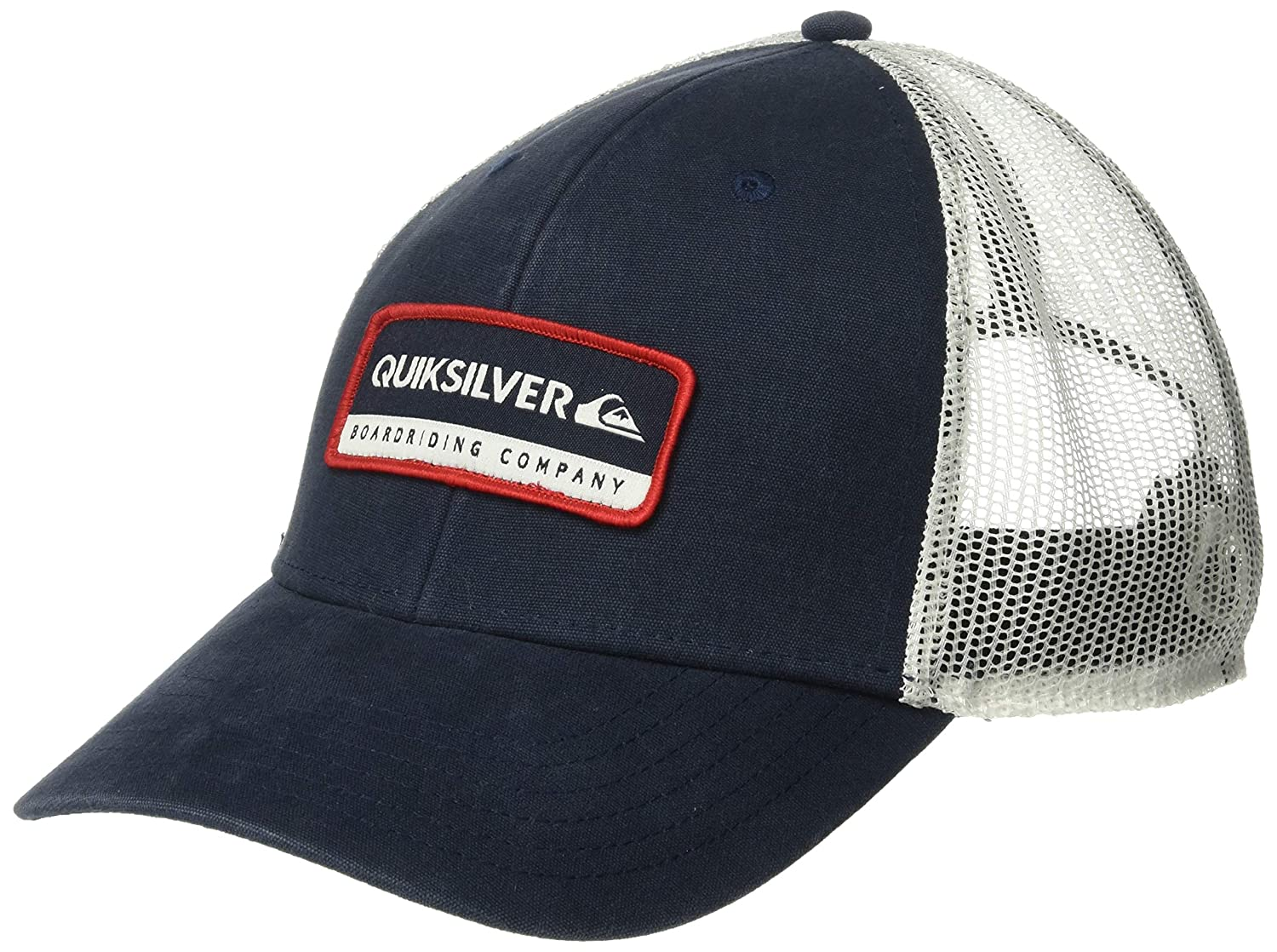 Quiksilver Mens Rinsed Trucker Hat
