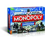 Winning Moves 42419 - Monopoly Thüringen