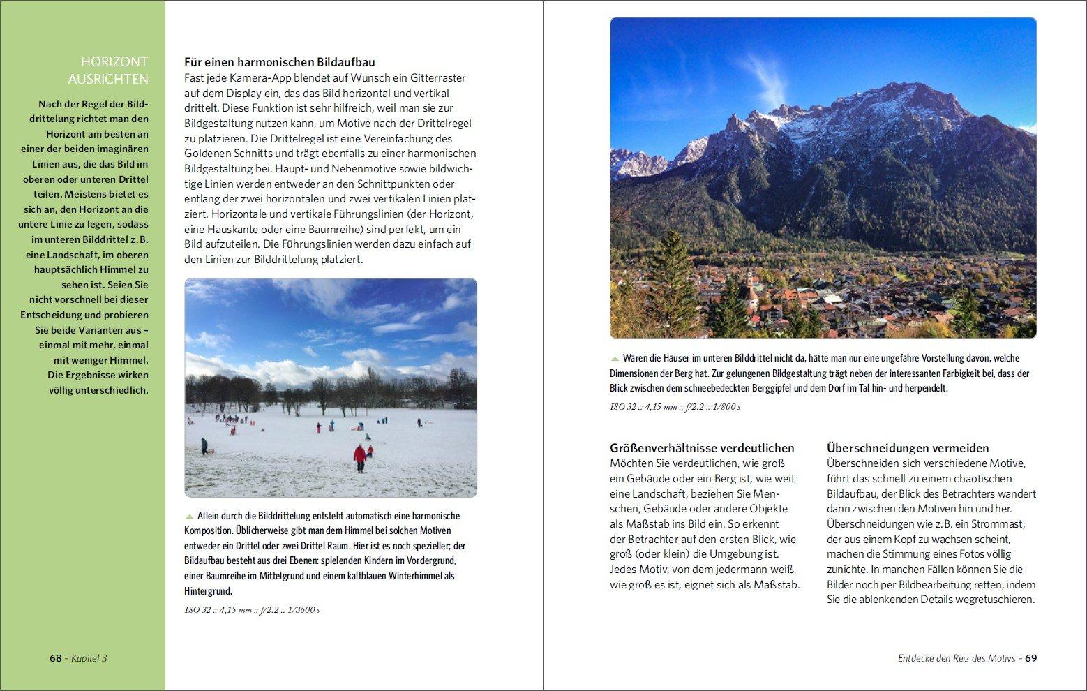 FRANZIS Coole Bilder mit dem Smartphone: Der komplette Fotokurs für ...