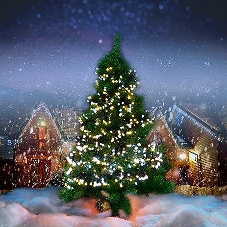 Fairy Lights Christmas Led String Lights, ,10 FT,400 Leds,Waterproof  Firecracker